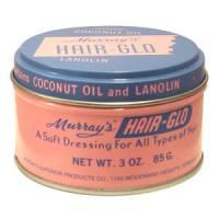 Murray's Hair-Glo, pomada do włosów z olejkiem kokosowym i lanoliną
