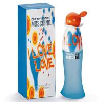 Moschino I Love Love, woda toaletowa, 100ml (W)