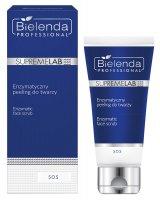 Bielenda Professional Supremelab, S.O.S, enzymatyczny peeling do twarzy, 70g