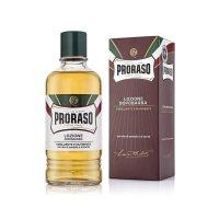 Proraso, odżywczy lotion po goleniu z olejkiem z drzewa sandałowego, 400ml