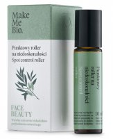 Make Me Bio Face Beauty, punktowy roller na niedoskonałości, 10ml