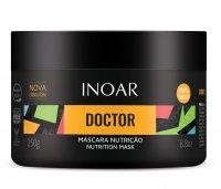 INOAR Doctor, maska odżywcza, 250g