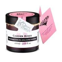 Nawilżający krem dla skóry suchej i wrażliwej Make Me Bio Garden Roses, 60ml - uszkodzone zamknięcia