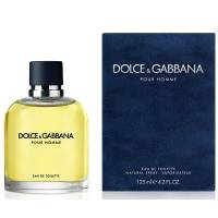 Dolce & Gabbana Pour Homme, woda toaletowa, 200ml (M)