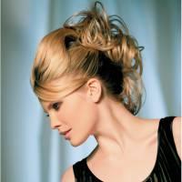 Balmain Elegance Paris, dopinka kucyk z włosów prostych, różne kolory