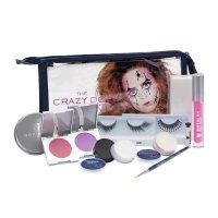 Kryolan Crazy Doll Halloween Kit, zestaw do charakteryzacji