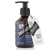 Proraso, szampon do brody Azur Lime, 200ml
