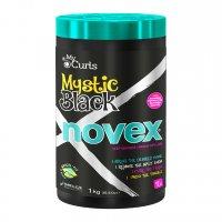 Novex Mystic Black Baobab Oil, maska do włosów suchych i zniszczonych, 1kg