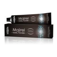 Farba do włosów, chłodne odcienie Loreal Majirel Cool Cover - odcień 7.88, 50ml - uszkodzone opakowanie