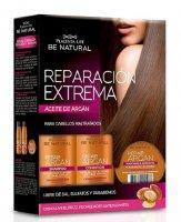 Placenta Life Repair Argan Extrema, zestaw do pielęgnacji włosów zniszczonych