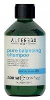 Alter Ego Pure Balancing, szampon oczyszczający do włosów z łupieżem, 300ml
