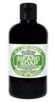 Dr K Soap Company, męski szampon do brody o zapachu drzewa cedrowego, 250ml