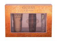 Guess by Marciano, zestaw: Edt 100 ml + Edt 15 ml + Mleczko do ciała 200 ml (W)