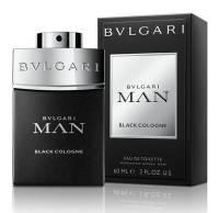 Bvlgari Man Black Cologne, woda toaletowa, 100ml (M)