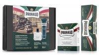 Proraso Classic Refreshing, zestaw: krem do golenia + balsam po goleniu, 150ml + 100ml