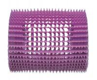 Olivia Garden Nite Curl, wałki do włosów na noc, purple, 148/55mm, 3 szt.