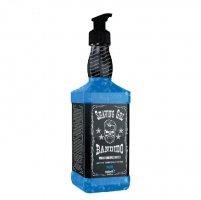 Bandido Shaving Gel Blue, żel do golenia, niebieski, 1000ml