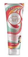 INOAR Divine Curls, żel do układania loków, 240ml