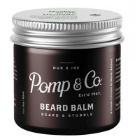 Pomp&Co., Supreme Beard and Stubble Balm, balsam do brody, 60g