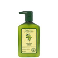 CHI Olive Organics, szampon, 340ml
