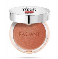 Pupa Extreme Blush Radiant, róż do policzków o świetlistym wykończeniu, 010 Bronze Fever