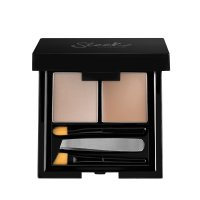 Sleek Makeup Brow Kit, paleta do stylizacji brwi, Light