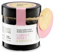 Make Me Bio Garden Roses&Vanilla, różano-waniliowy krem dla skóry suchej i wrażliwej, 60ml