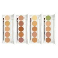 Kryolan Dermacolor Camouflage Creme Quintett, paleta 5 kamuflaży