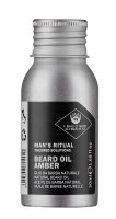 Dear Beard Man's Ritual, olejek do brody bursztynowy, 50ml