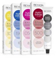 Revlon Nutri Color Filters, maska koloryzująca bez amoniaku, tuba, kolor 200 (Violet), 100ml - uszkodzone opakowanie