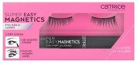 Catrice Super Easy Magnetics, zestaw: czarny eyeliner + rzęsy magnetyczne 020, 1 para