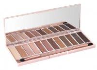 Peggy Sage, paleta cieni do powiek, nude shades, 12x2.2g, ref. 840245