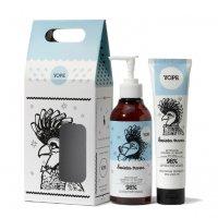 Yope, duopack szampon + odżywka Świeża Trawa