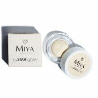 Miya mySTARlighter, naturalny rozświetlacz, moonlight gold
