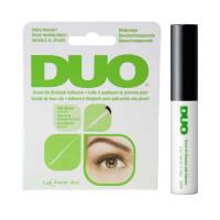 Ardell Duo, Brush on with Vitamins Clear, klej do rzęs w pędzelku, przezroczysty, 5g