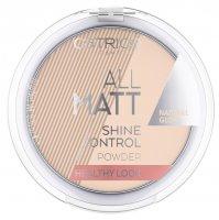 Catrice All Matt Shine Control, matujący puder koloryzujący 200, 10g