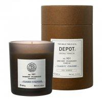 Depot No. 901, świeca zapachowa, Classic Cologne, 200ml