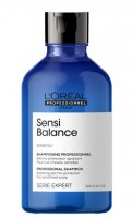 Loreal Sensi Balance, szampon przywracający równowagę skóry głowy, 300ml