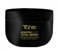 Tahe Botanic Gold Finishing, maska odżywcza do włosów z ceramidami 300 ml