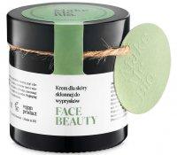 Make Me Bio Face Beauty, krem dla skóry skłonnej do wyprysków, 60ml