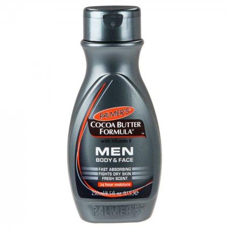Palmers Men, nawilżający balsam do twarzy i ciała dla mężczyzn, 250ml