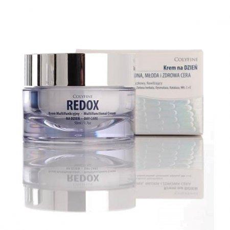 Colyfine Redox, multifunkcyjny krem antyoksydacyjny na dzień, 50ml