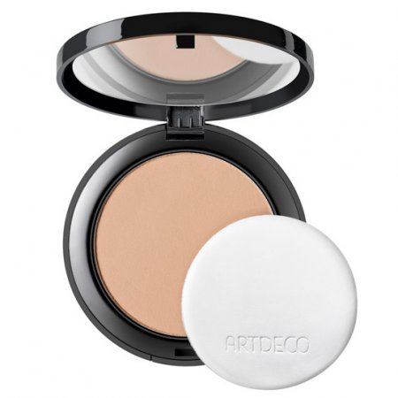 Artdeco HD Compact Powder, puder do twarzy, kompaktowy, 10g