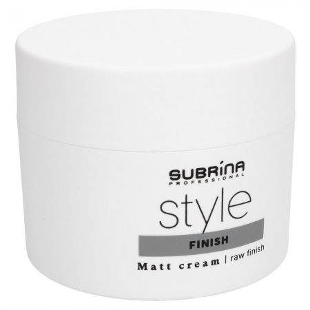 Subrina Finish Style, szybkoschnący żel do włosów, 150ml