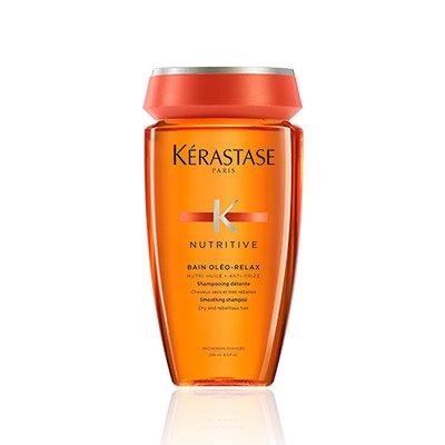 Kerastase Nutritive Bain Oleo-Relax, szampon, kąpiel wygładzająca, 250ml