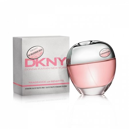 DKNY Be Delicious Fresh Blossom Skin, woda toaletowa, 100ml, Tester (W)