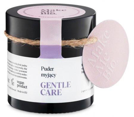 Make Me Bio Gentle Care, delikatny puder myjący, 60ml