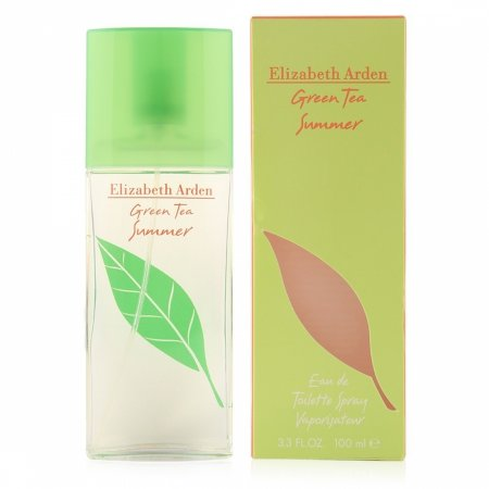 Elizabeth Arden Green Tea Summer, woda toaletowa, 100ml, Tester (W)