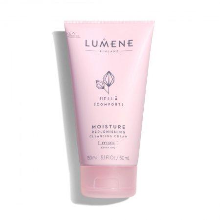 Lumene Comfort, nawilżający krem do mycia twarzy, 150ml