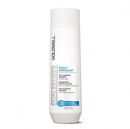 Goldwell Dualsenses Scalp Specialist Anti Dandruff, szampon przeciwłupieżowy, 250ml